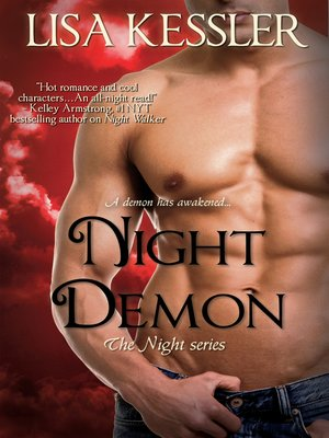 cover image of Night Demon--The Night Series