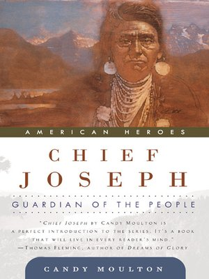 cover image of Chief Joseph--Guardian of the People