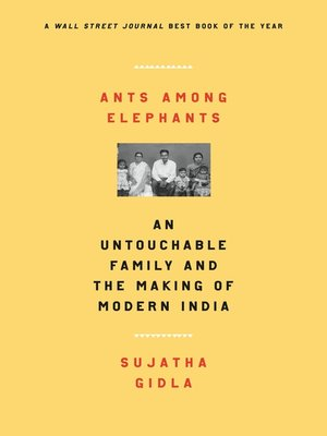 cover image of Ants Among Elephants