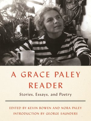 cover image of A Grace Paley Reader
