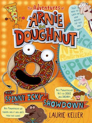 cover image of The Spinny Icky Showdown