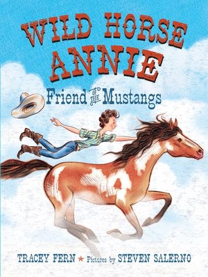 cover image of Wild Horse Annie