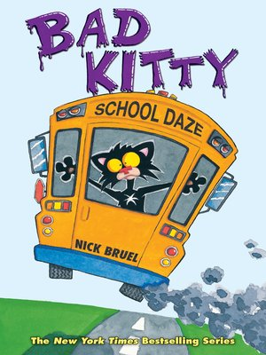 cover image of Bad Kitty School Daze