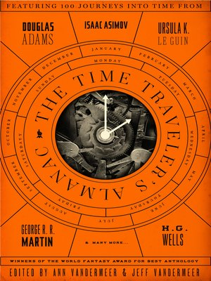 cover image of The Time Traveler's Almanac