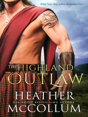 cover image of The Highland Outlaw