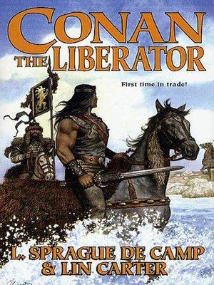 cover image of Conan the Liberator
