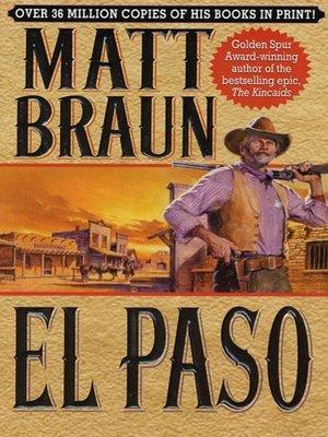 cover image of El Paso