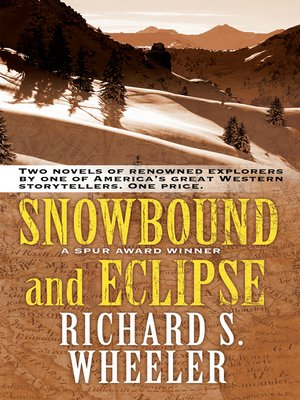 cover image of Snowbound and Eclipse