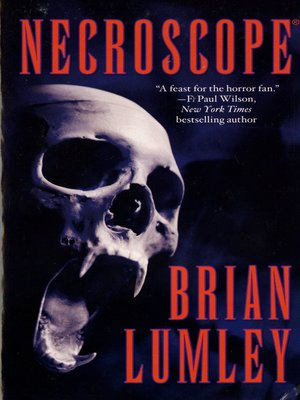 cover image of Necroscope
