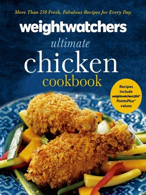 cover image of Weight Watchers Ultimate Chicken Cookbook