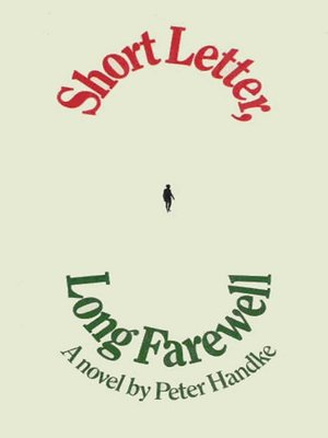 cover image of Short Letter, Long Farewell