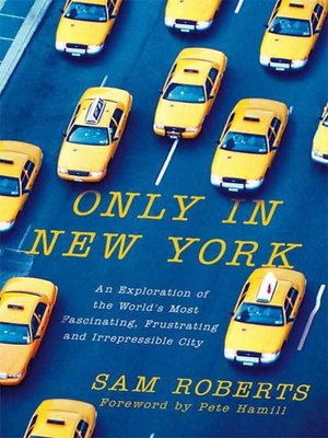 cover image of Only in New York