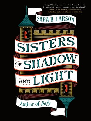 cover image of Sisters of Shadow and Light