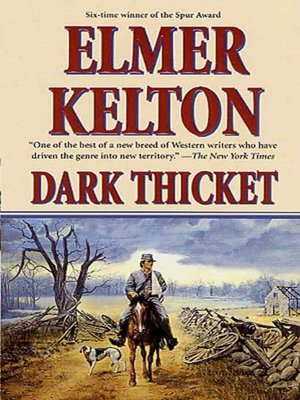 cover image of Dark Thicket