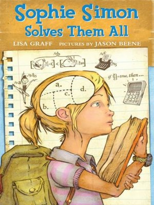 cover image of Sophie Simon Solves Them All