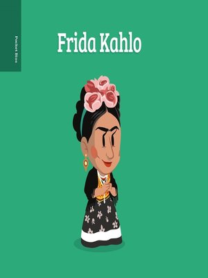 cover image of Pocket Bios--Frida Kahlo