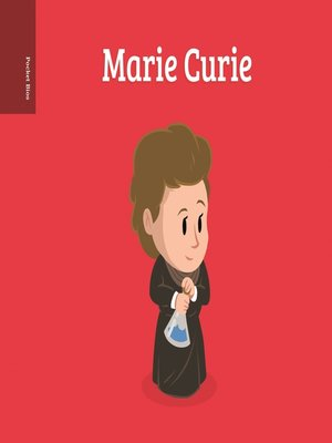 cover image of Pocket Bios--Marie Curie
