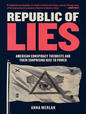 cover image of Republic of Lies