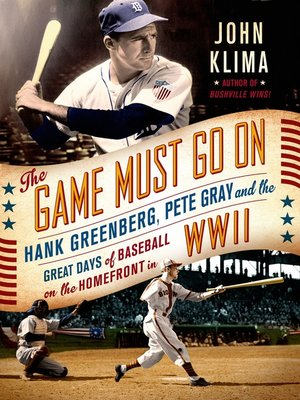 cover image of The Game Must Go On