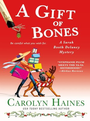 cover image of A Gift of Bones