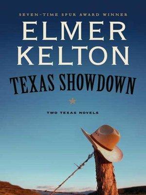 cover image of Texas Showdown