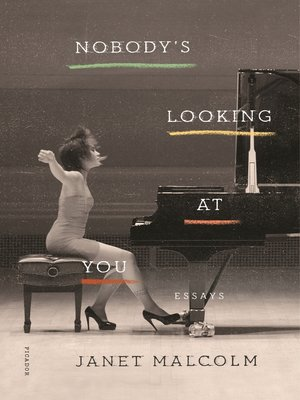 cover image of Nobody's Looking at You