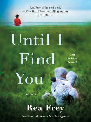 cover image of Until I Find You