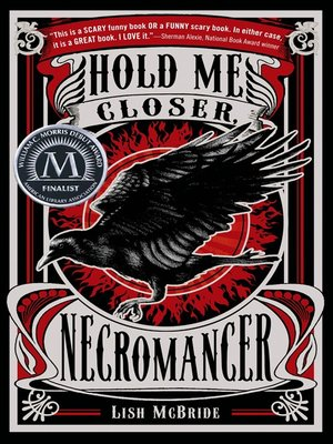 Image result for book cover hold me closer necromancer