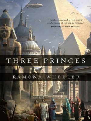 cover image of Three Princes