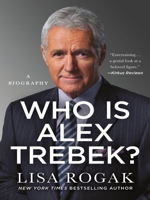 cover image of Who Is Alex Trebek?