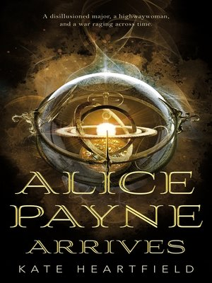 cover image of Alice Payne Arrives