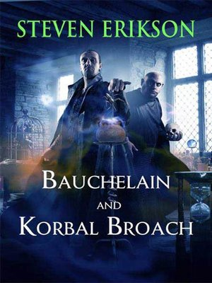 cover image of Bauchelain and Korbal Broach