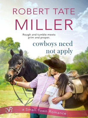 cover image of Cowboys Need Not Apply