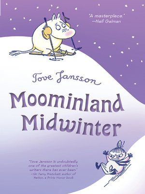 cover image of Moominland Midwinter