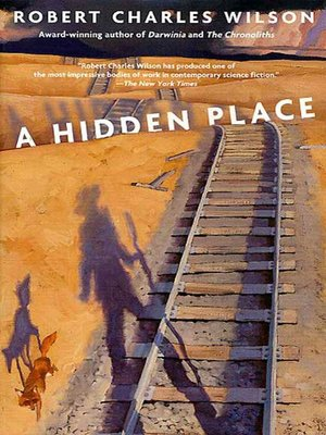 cover image of A Hidden Place