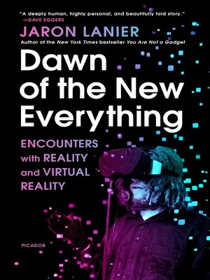 cover image of Dawn of the New Everything