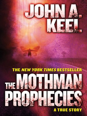cover image of The Mothman Prophecies