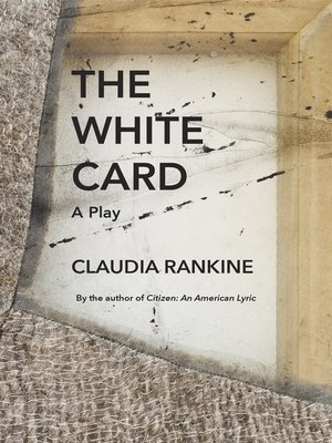 cover image of The White Card