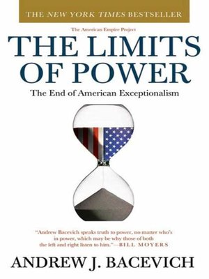 cover image of The Limits of Power