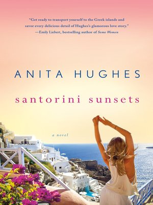 cover image of Santorini Sunsets
