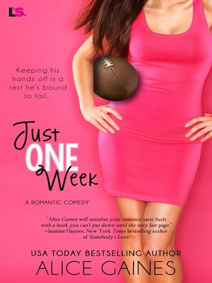 cover image of Just One Week