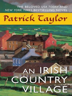 cover image of An Irish Country Village