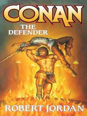 cover image of Conan the Defender