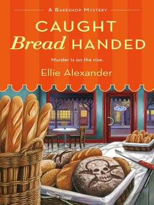 cover image of Caught Bread Handed