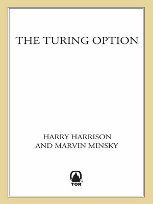 cover image of The Turing Option