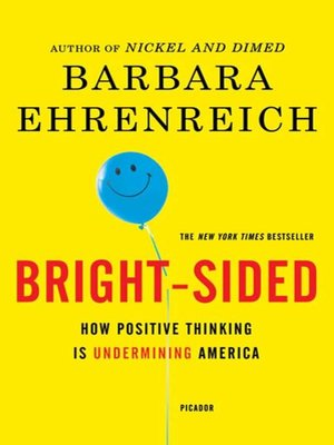 cover image of Bright-sided