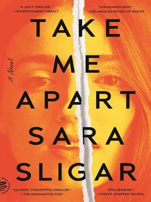 Take Me Apart Book Cover