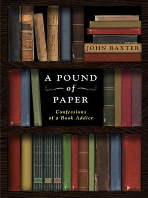 cover image of A Pound of Paper