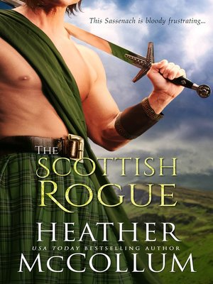 cover image of The Scottish Rogue