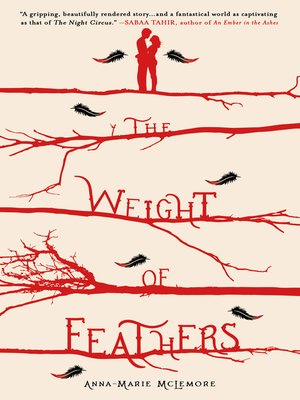 cover image of The Weight of Feathers